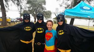 Team Superheroes