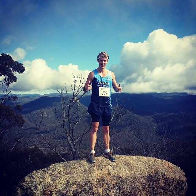 WALKER CONQUERS THE AUSTRALIAN MOUNTAIN RUNNING CHAMPIONSHIPS