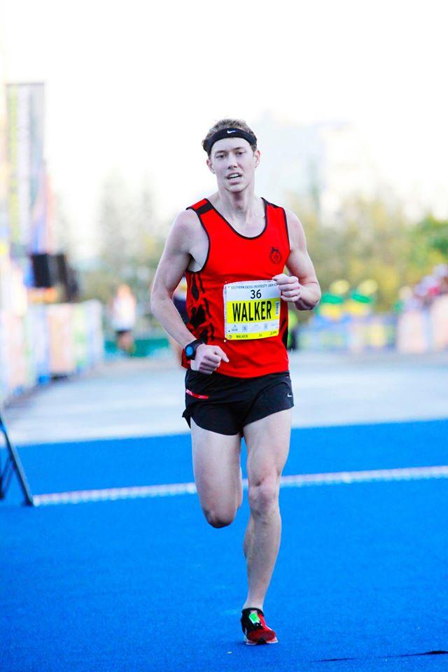Nick William Walker Top 10 Finish